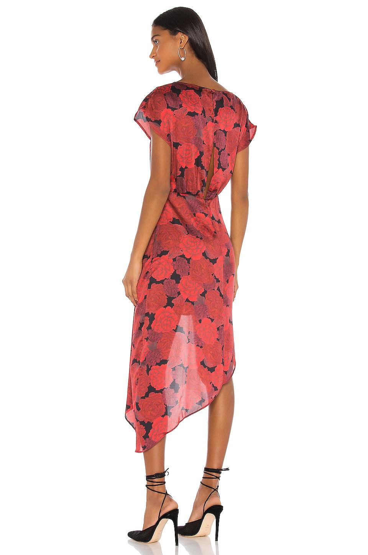 The Elaina Mini Dress, view 3, click to view large image.