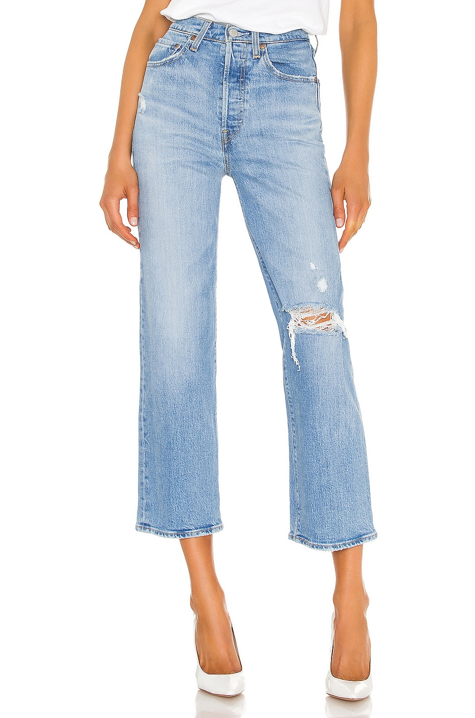 Ribcage Straight Ankle             LEVI'S                                                                                                       CA$ 139.34 4