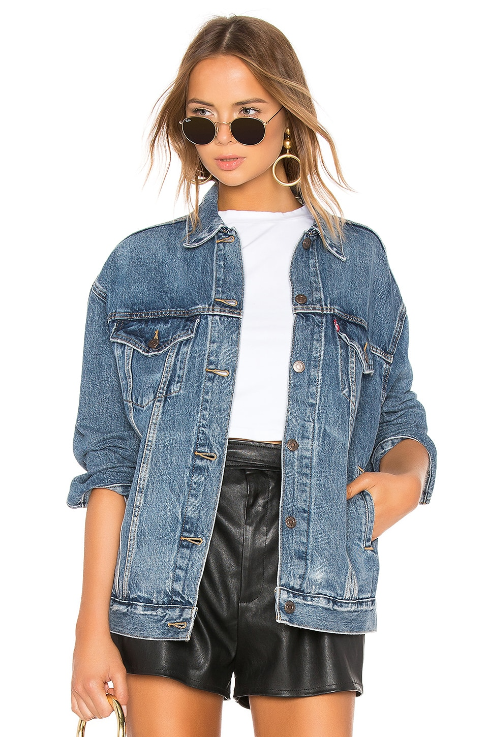 Baggy Trucker Jacket             LEVI'S                                                                                                       CA$ 139.34 8