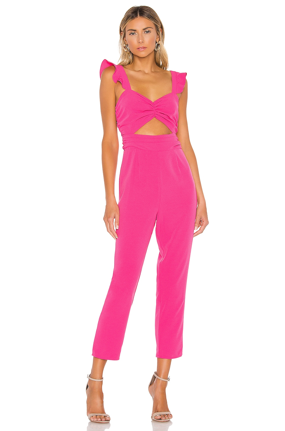 Knox Jumpsuit                   Lovers + Friends                                                                                                                                                     Sale price:                                                                        CA$ 132.08                                                                                                  Previous price:                                                                       CA$ 219.70 8
