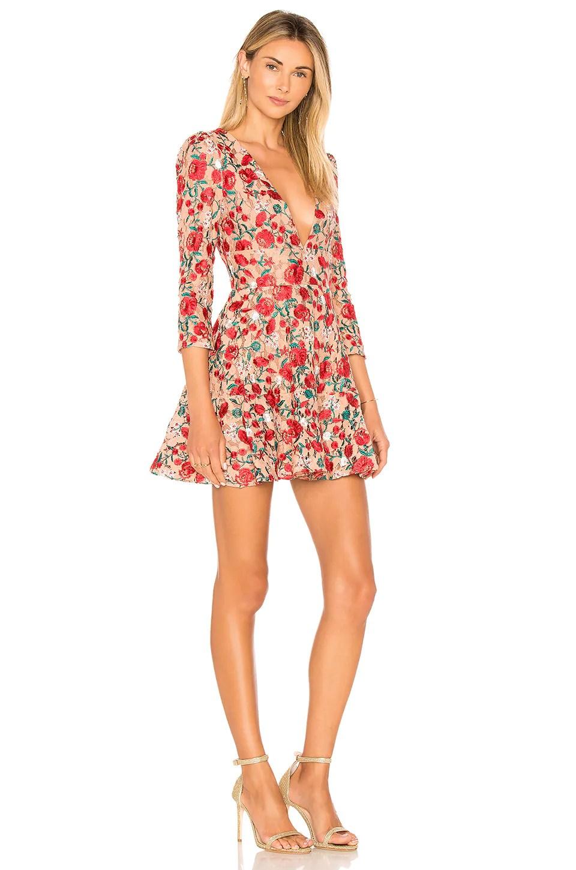 Vira Dress, view 2, click to view large image.