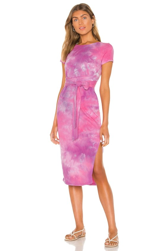 Brooklyn Midi Dress                   Lovers + Friends                                                                                                                             CA$ 176.55 3