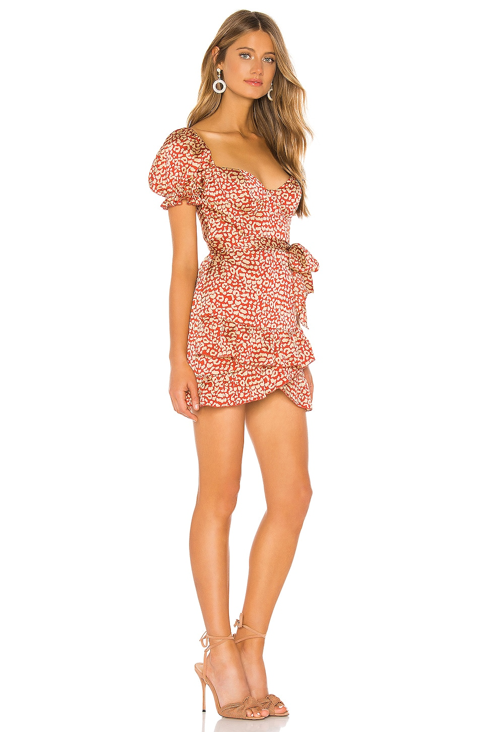 Shiloh Mini Dress, view 2, click to view large image.