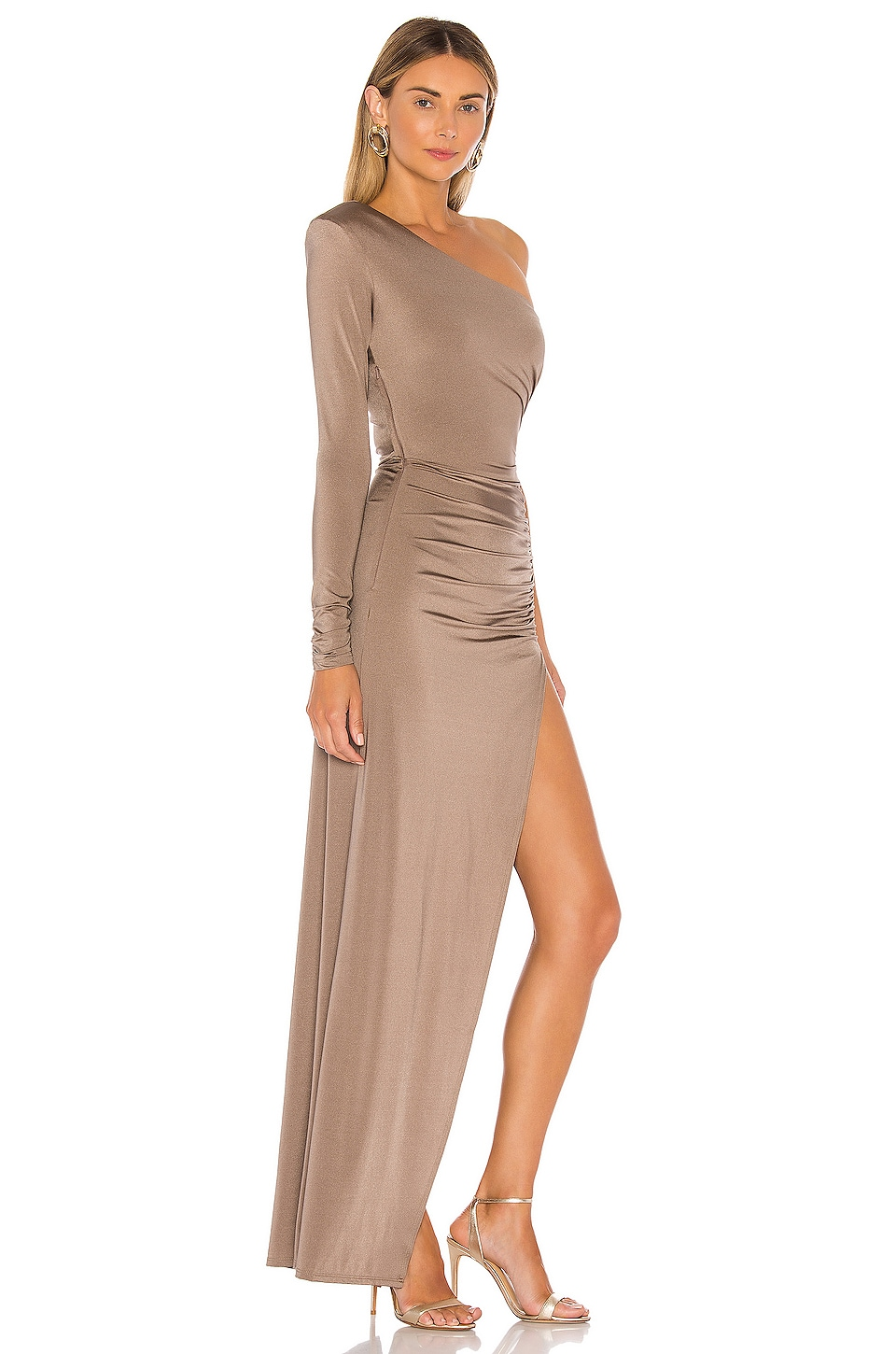 x REVOLVE Gilly Maxi Dress, view 2, click to view large image.