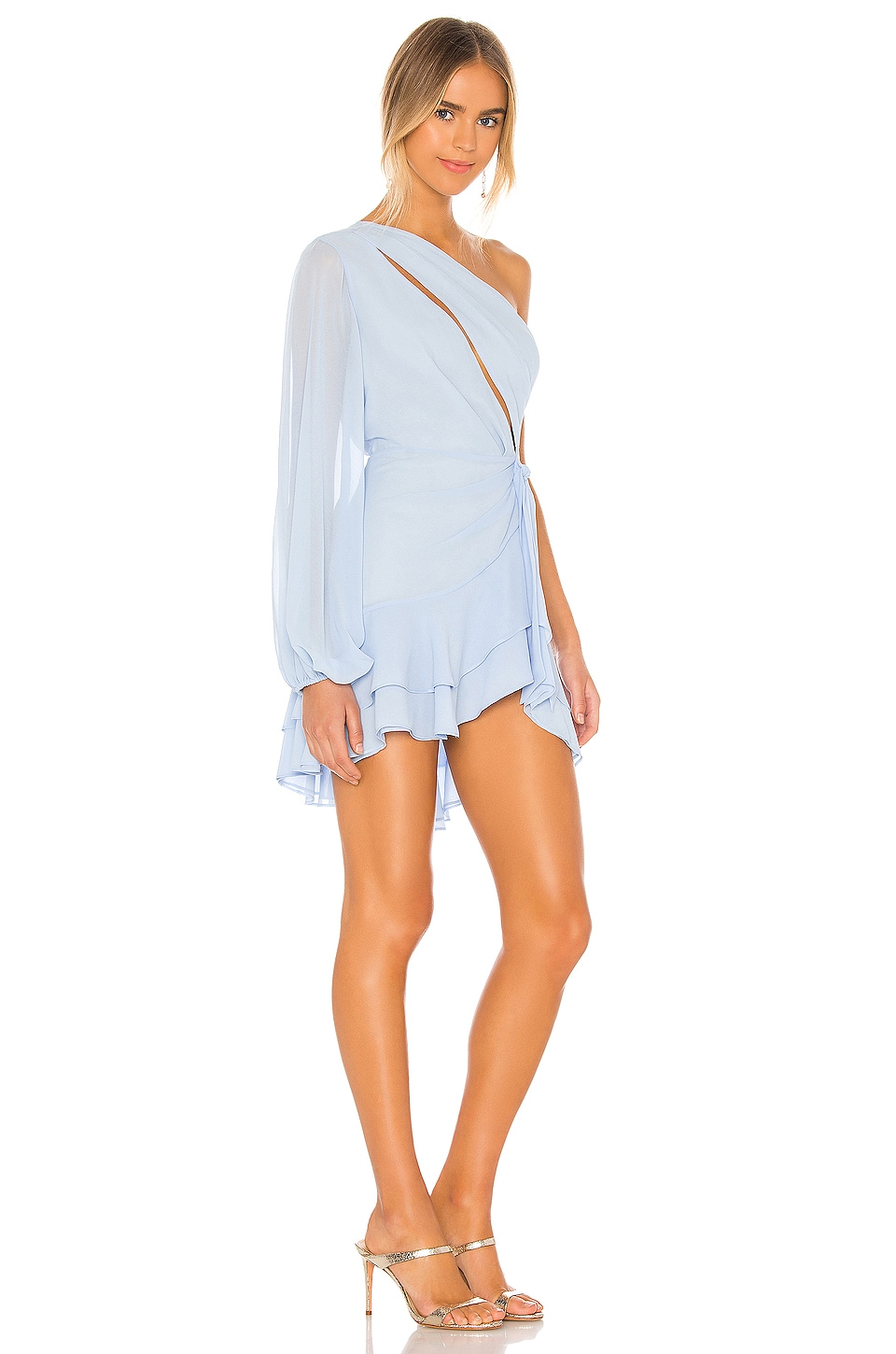 x REVOLVE Sunny Mini Dress, view 2, click to view large image.