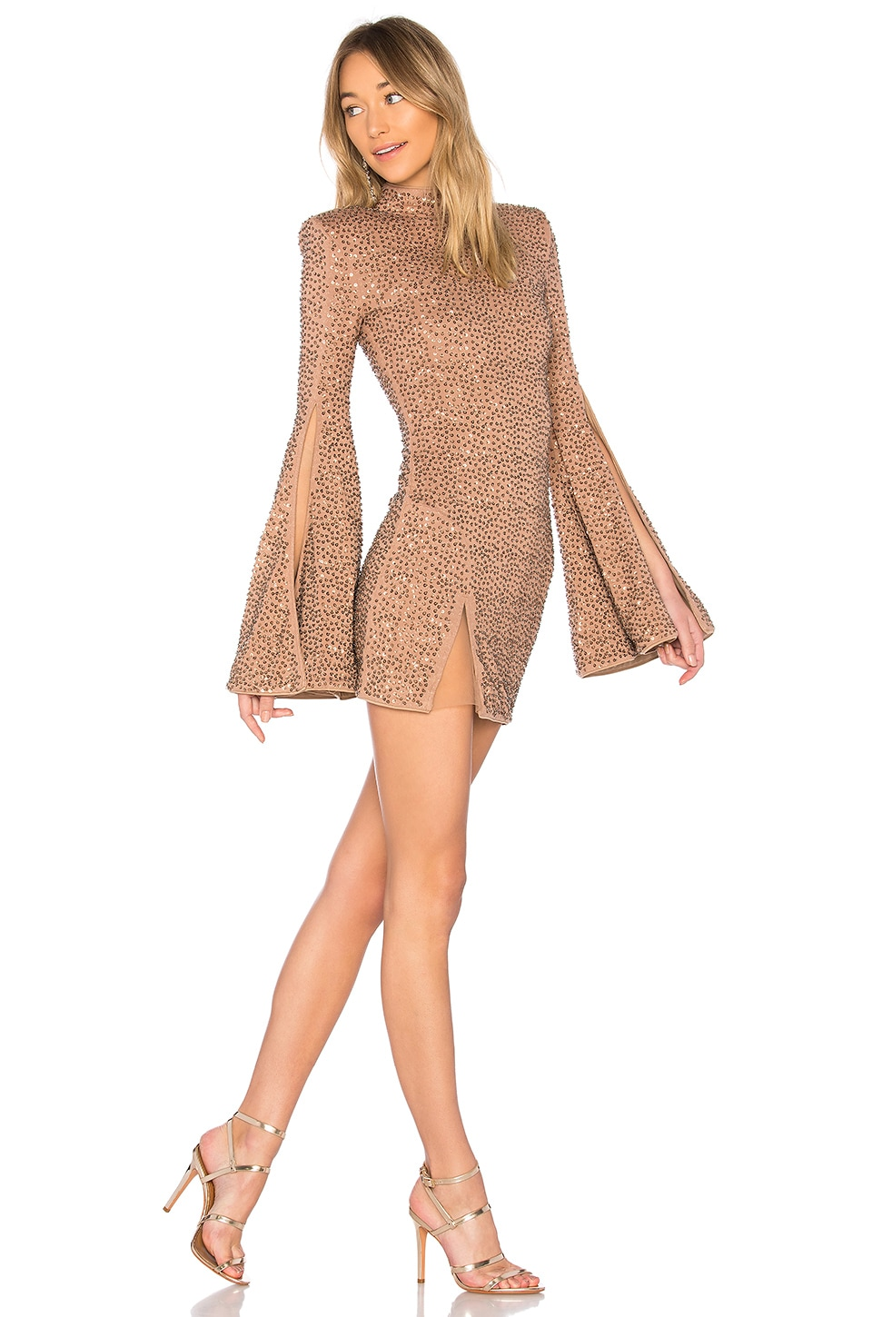 x REVOLVE Mr. Gibson Mini Dress, view 2, click to view large image.