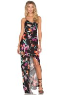 MINKPINK Miss Lilly Maxi Dress in Multi