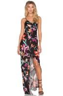 MINKPINK Miss Lilly Maxi Dress in Multi