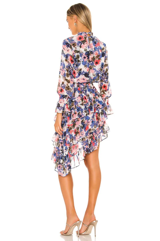 MISA X REVOLVE Los Angeles Savanna Dress, view 3, click to view large image.