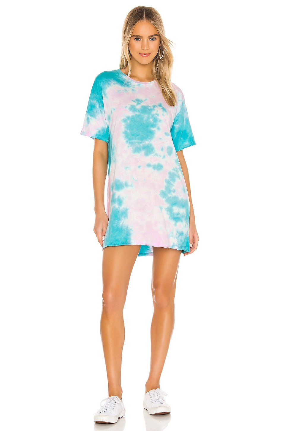 Burman Oversized T-Shirt Dress             Michael Lauren                                                                                                       CA$ 125.12 4