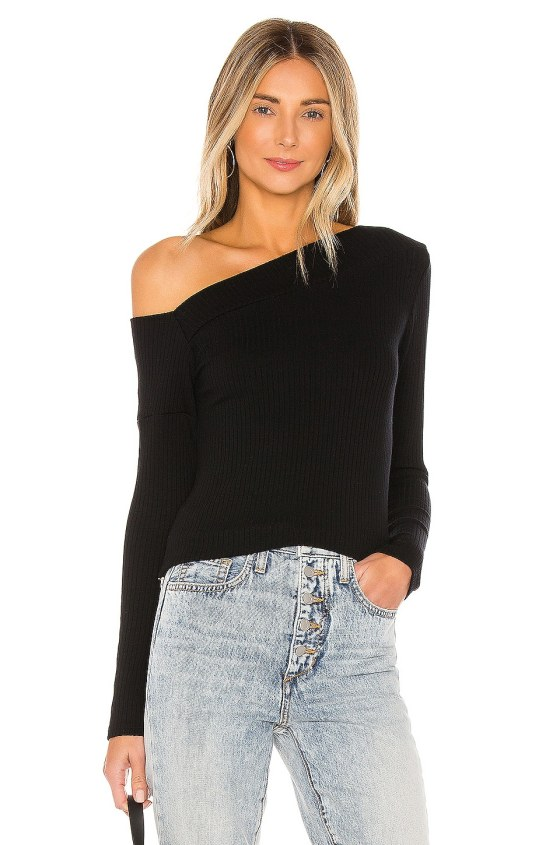 Maples Long Sleeve Top             Michael Lauren                                                                                                       CA$ 105.04 3