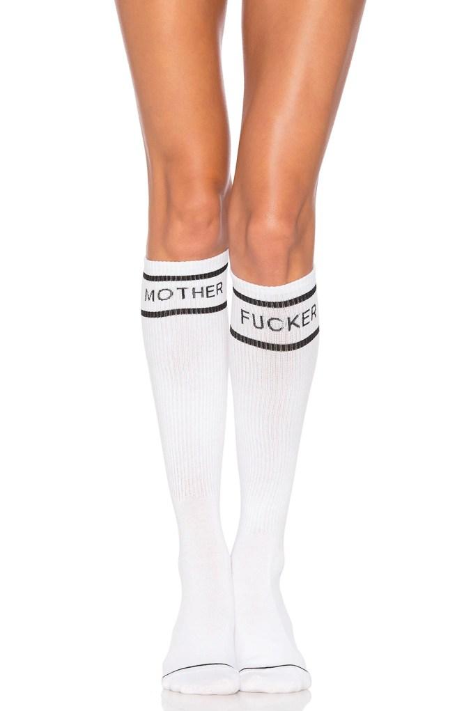 The Ra Ra Knee High Socks