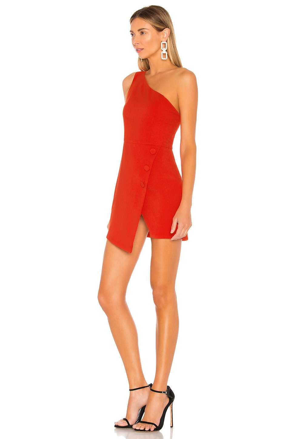 Tere Mini Dress, view 3, click to view large image.