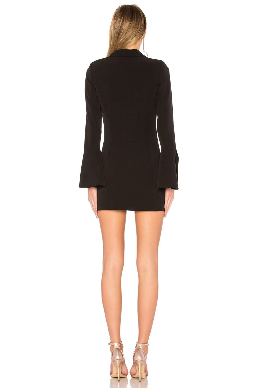 Como La Flor Suit Dress, view 3, click to view large image.