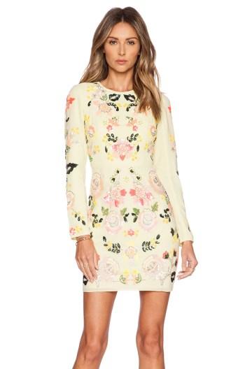 Summer Garden Sequin Dress