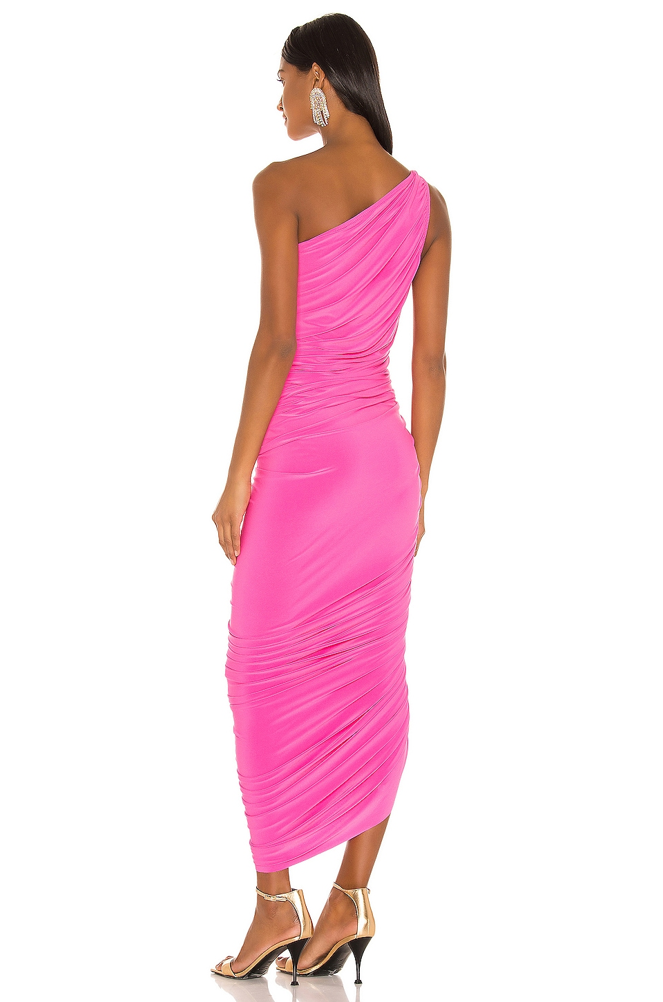 X REVOLVE Diana Gown, view 3, click to view large image.