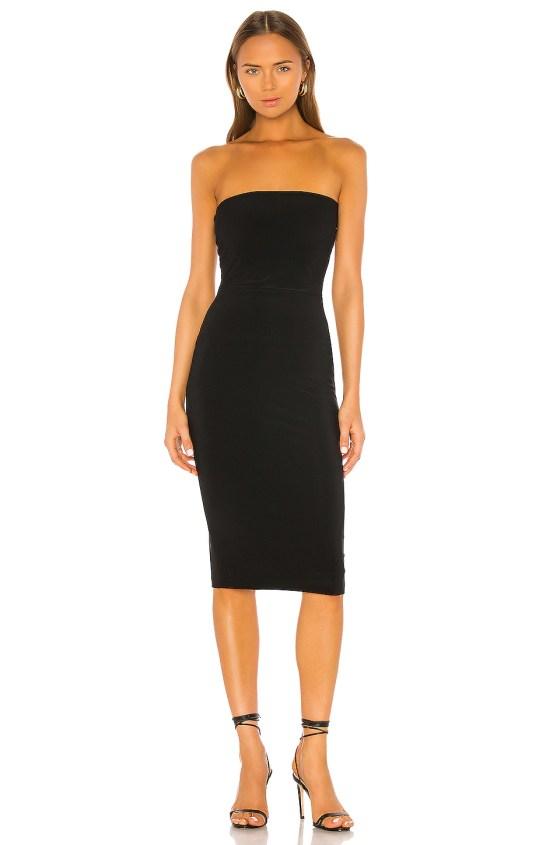 Strapless Dress             Norma Kamali                                                                                                       CA$ 166.21 8