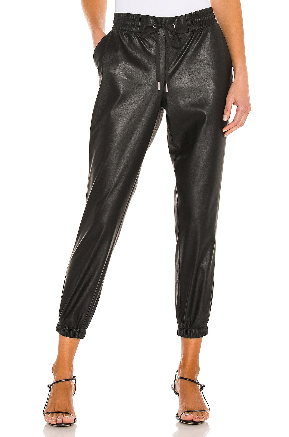 Scarlett Leather Jogger                     n:philanthropy 4
