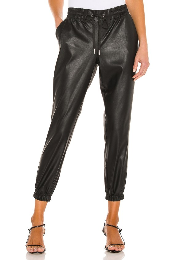 Scarlett Leather Jogger                   n:philanthropy                                                                                                                             CA$ 324.32 18