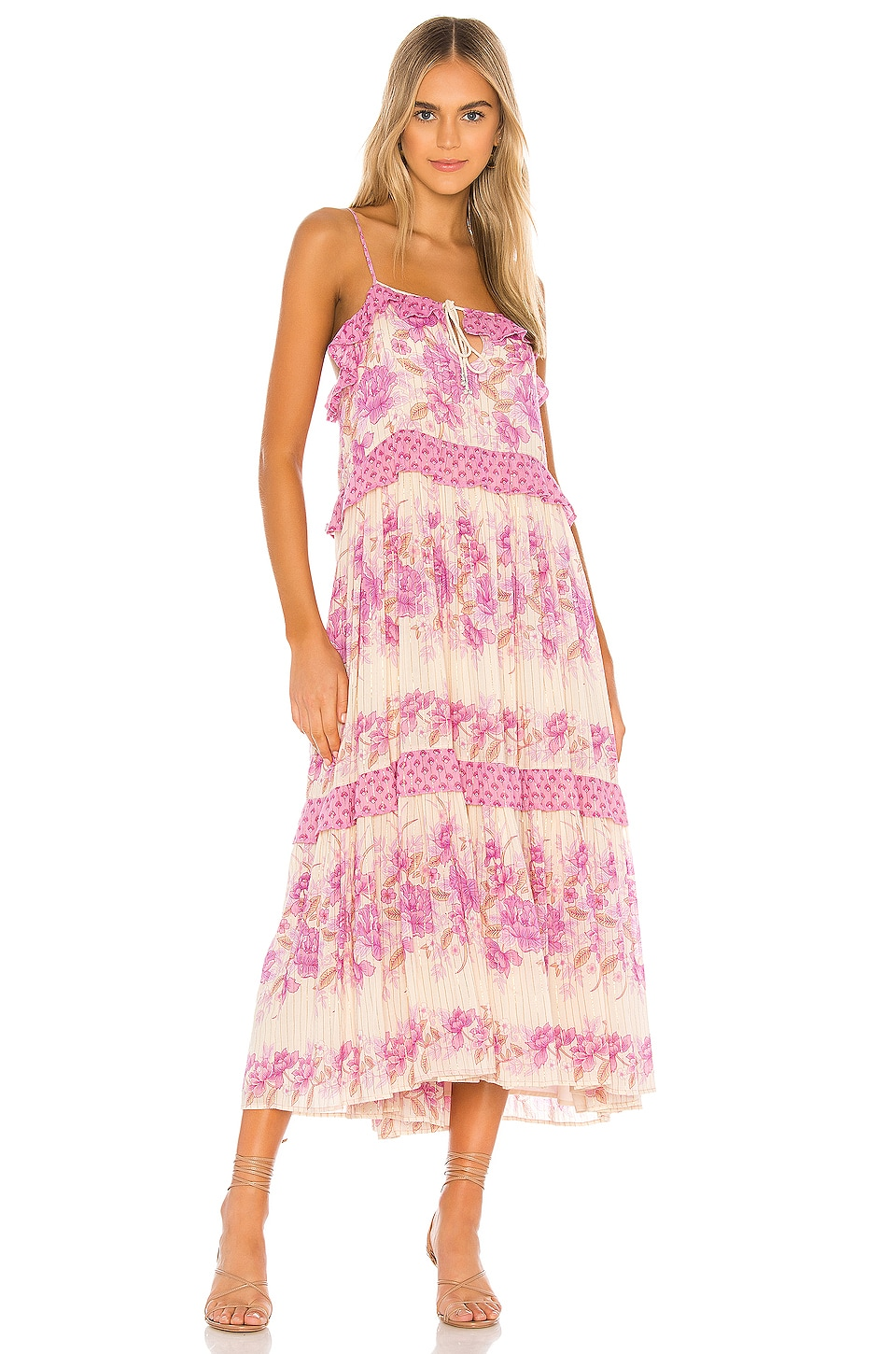 Coco Lei Strappy Gown                   Spell & The Gypsy Collective                                                                                                                             CA$ 377.94 2