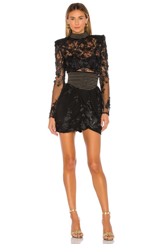 Mulwala Mini Dress             Zhivago                                                                                                       CA$ 733.97 7