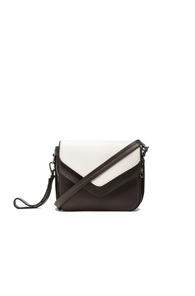 Boyy Mini Filippo Wristlet in Gray