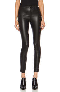 R13 Jett Skinny in Black