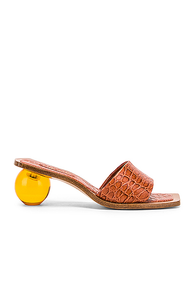 Cult Gaia Tao Sandal in Pink. - size 36 (also in 36.5,37,37.5,38.5,39,39.5)