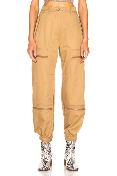 Maison Margiela Utility Pant in Neutral. - size 38 (also in 42)