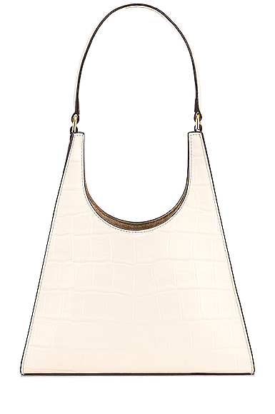 Staud Roy Bag in Neutral.