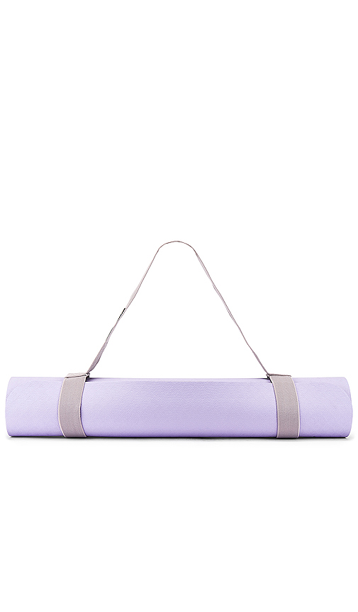 adidas by Stella McCartney Training Mat in Lavender.