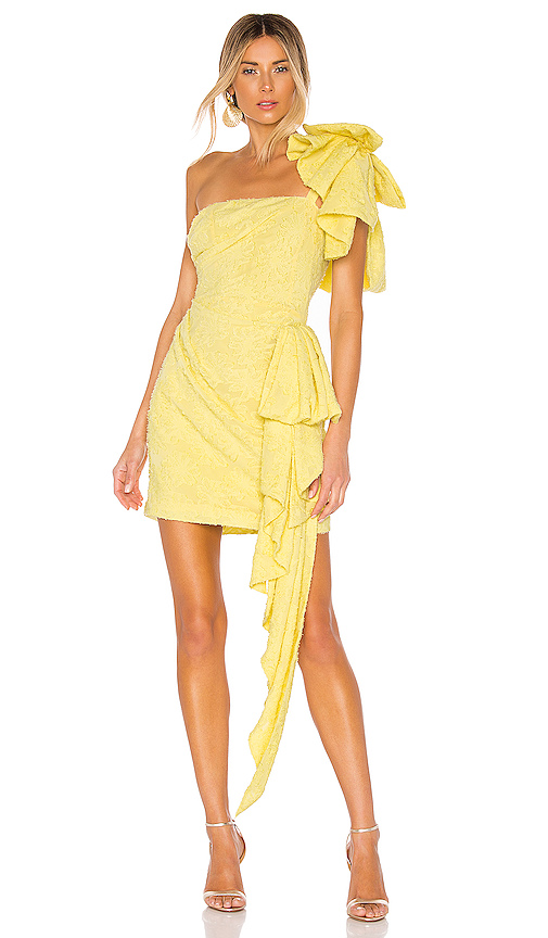 Atoir Guiding Light Dress in Yellow. - size S (also in M)