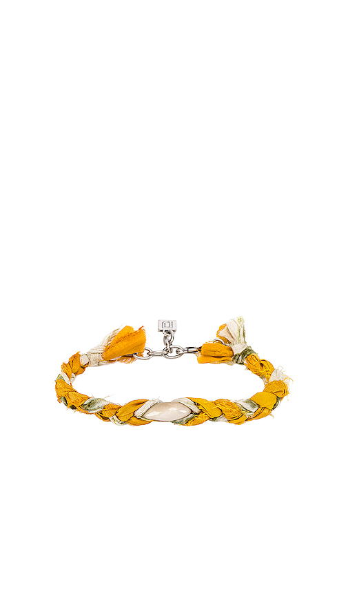 DANNIJO Tinker Bracelet in Yellow.
