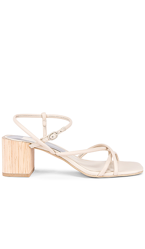 Dolce Vita Zayla Sandal in Ivory. - size 10 (also in 8.5,9.5)