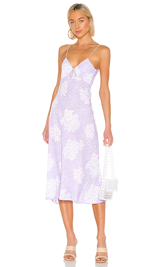 Endless Summer Suki Slip Dress in Lavender. - size XS (also in S,M,L)
