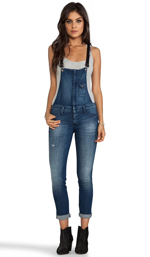 Frankie B. Jeans Hipster Overall