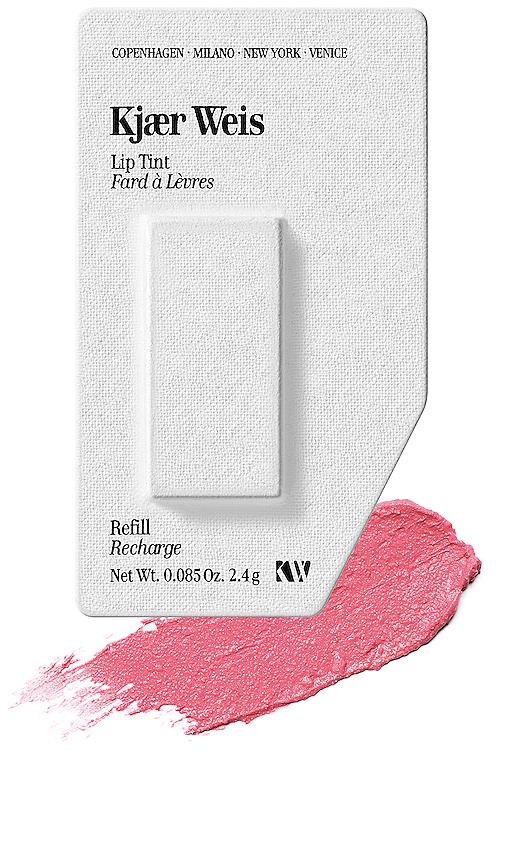 Kjaer Weis Lip Tint Refill in Bliss Full.