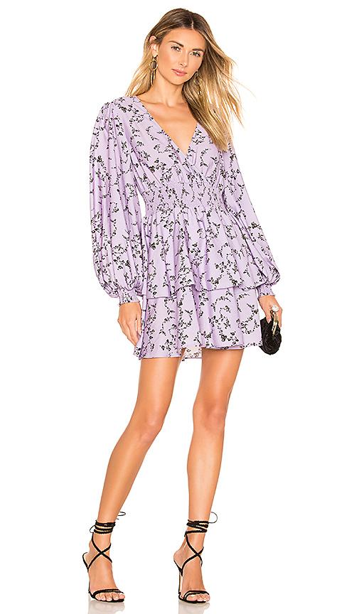 keepsake Secure Dress in Purple. - size XXS (also in S,XS,M)
