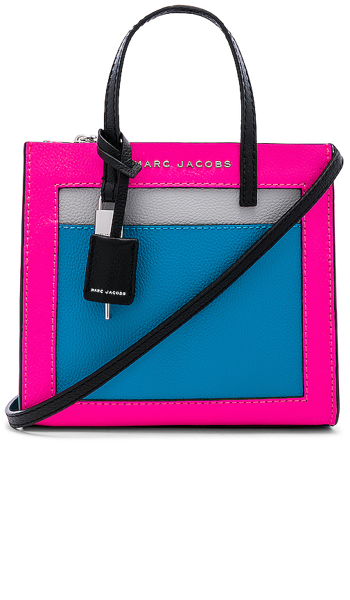 Marc Jacobs Mini Grind in Pink.