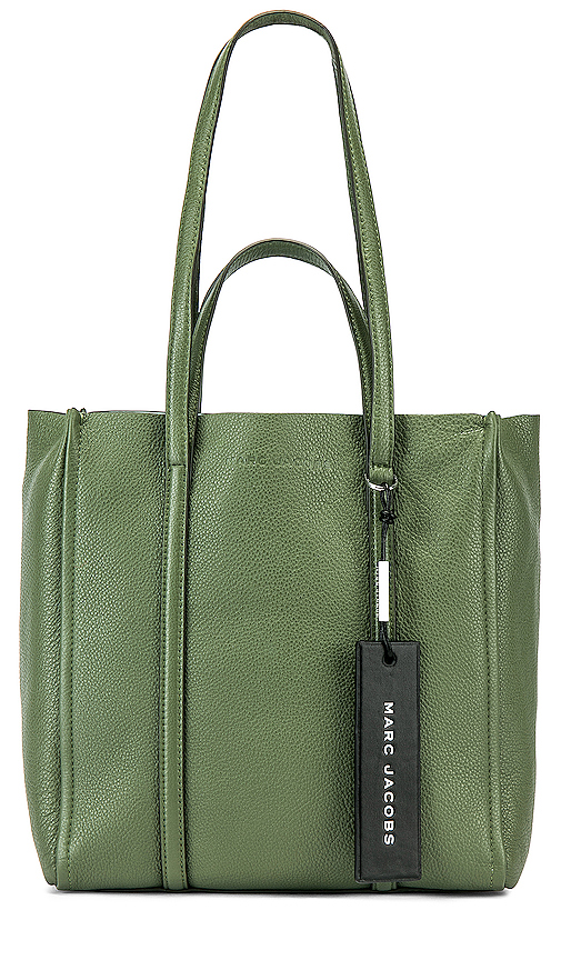 Marc Jacobs The Tag Tote 27 in Sage.