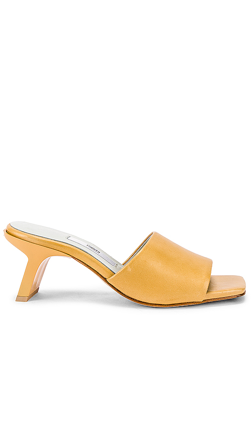Miista Gabriella Mule in Cream. - size 40 (also in 35,36,37,38,39)