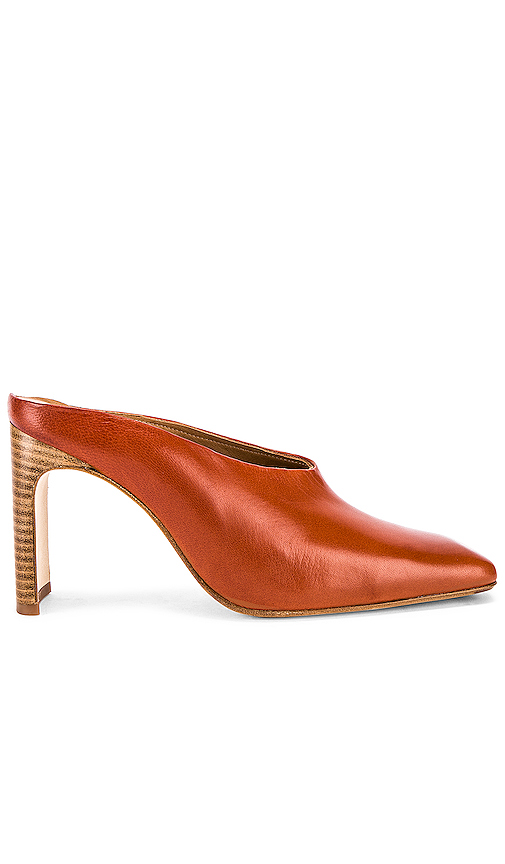 Miista Cele Mule in Cognac. - size 36 (also in 35,37,38,39)