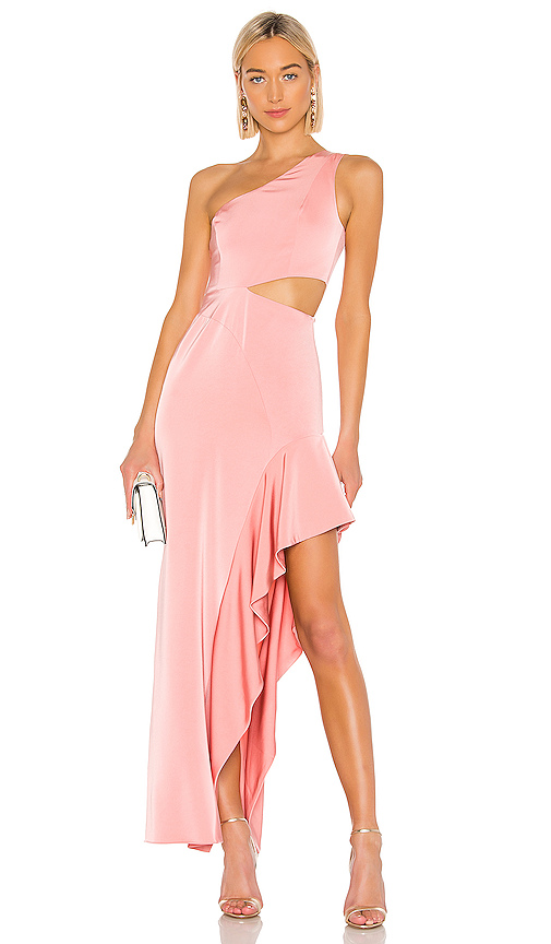 NBD Cressida Gown in Pink. - size XS (also in L,XL)
