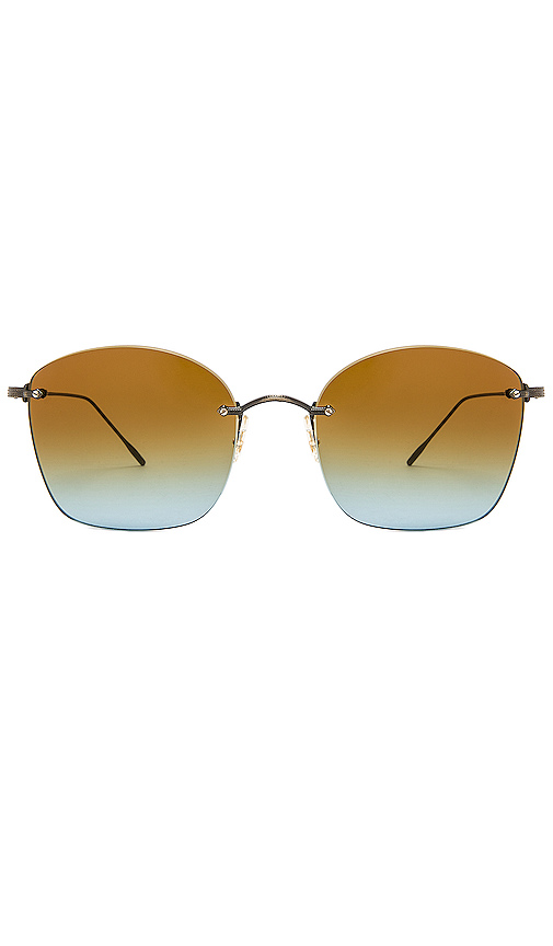 Oliver Peoples Marlien in Blue.