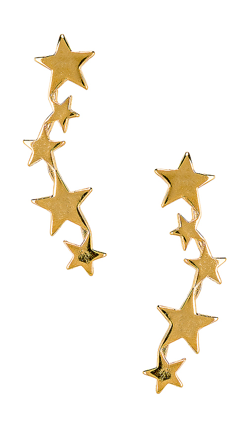 Paradigm Constellation Climbers in Metallic Gold.