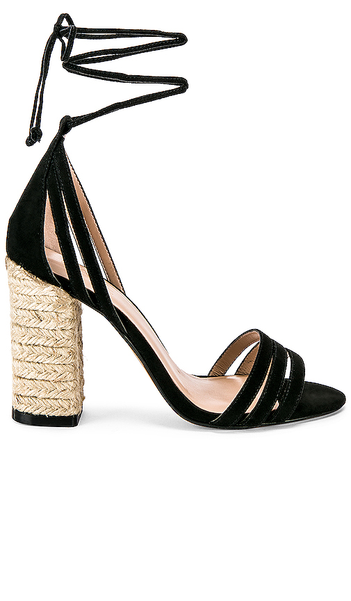 RAYE Barton Heel in Black. - size 7 (also in 5.5,6,6.5,7.5,8,8.5,9,9.5,10)