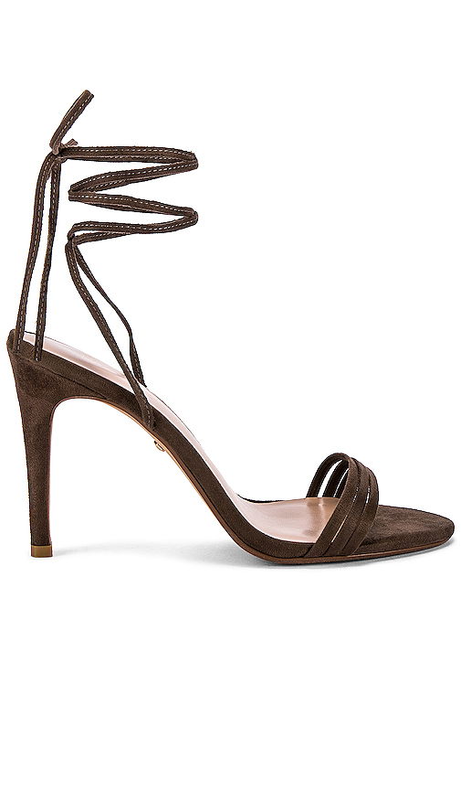 RAYE India Heel in Olive. - size 8 (also in 5.5,6,6.5,7,7.5,8.5,9,9.5,10)