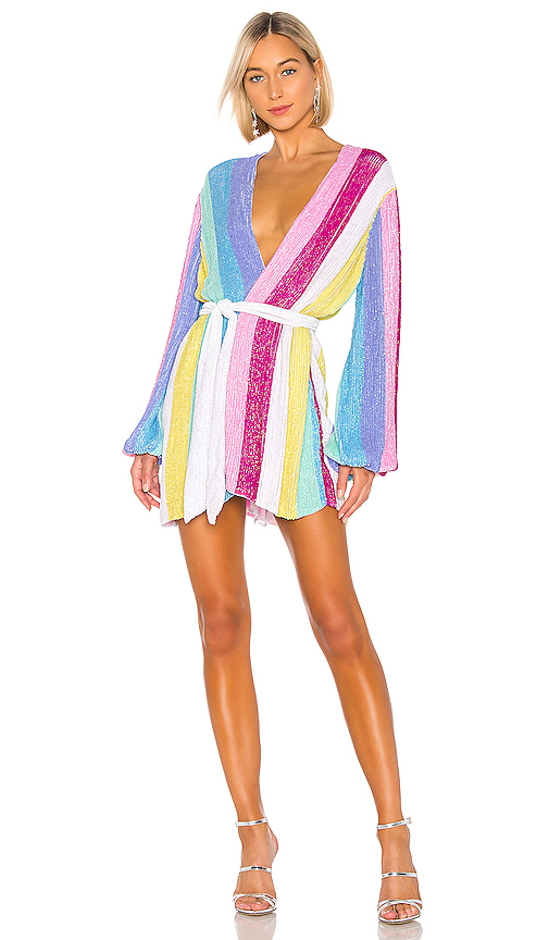 retrofete Gabrielle Robe in Pink. - size XS (also in S)