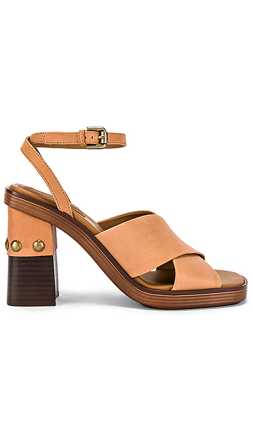 See By Chloe Haley Sandal in Tan. - size 38 (also in 36,39)