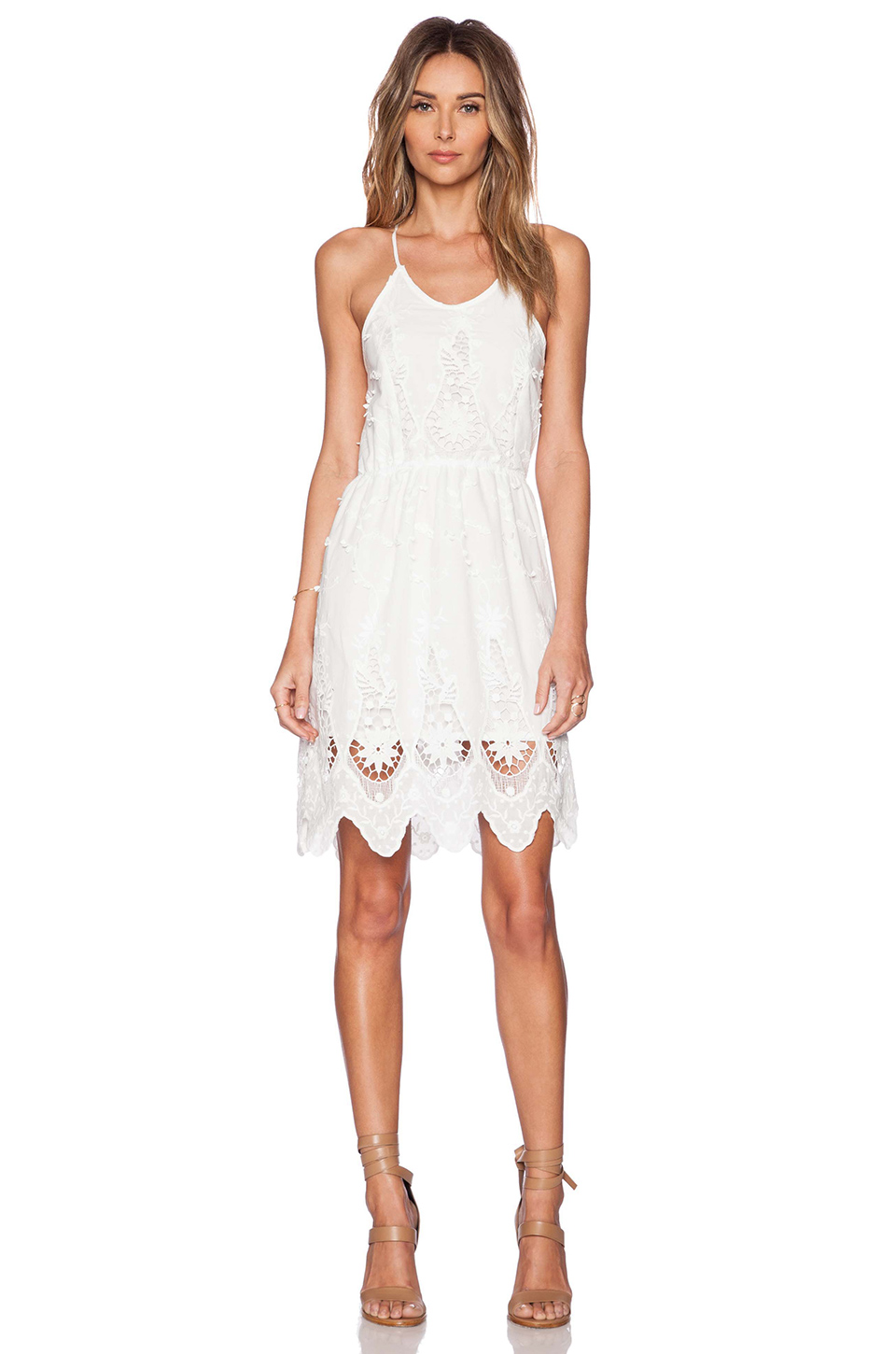 SWEET NOTHING MINI DRESS